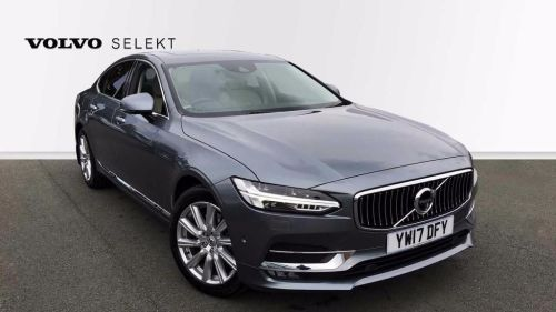 Volvo S90 2.0 D4 Inscription Automatic  4dr Saloon Diesel Grey