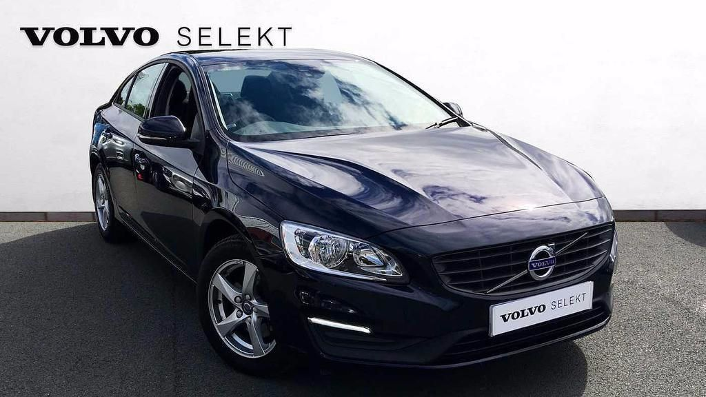 Volvo S60 2.0 D3 Business Edition  4dr Saloon Diesel Blue