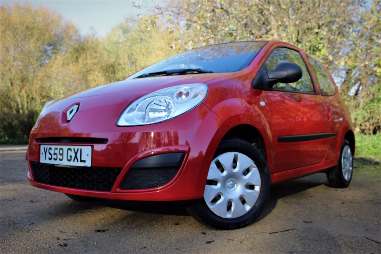 2010 Renault Twingo 1.2 Freeway 3dr, GREAT VALUE FOR MONEY