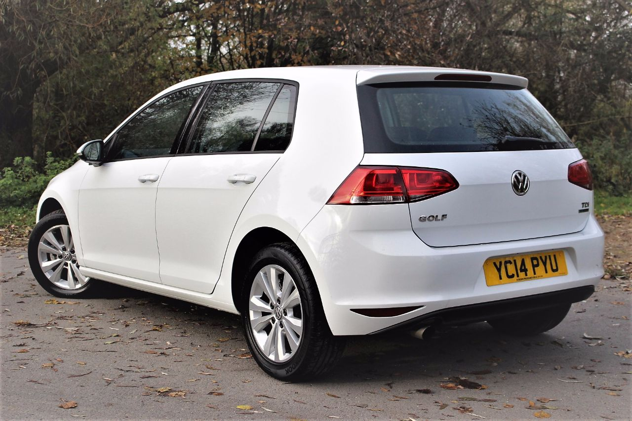 2014 Volkswagen Golf 1.6 TDI 105 SE 5dr AIR CON,BLUE TOOTH