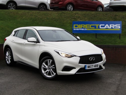 Infiniti Q30 1.5 Se D 5 Hatch Diesel Hatch Diesel Winter Frost