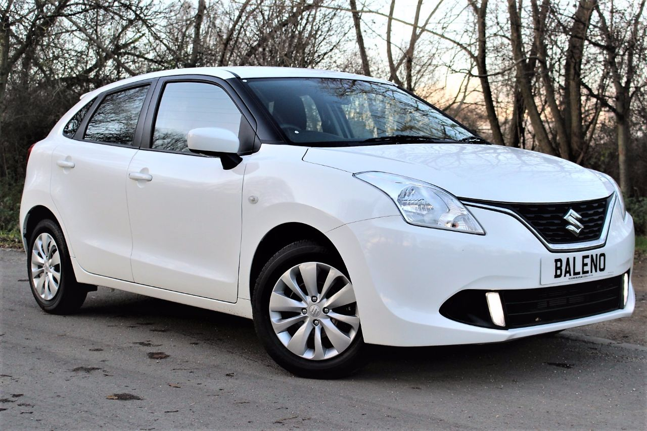 2017 Suzuki Baleno 1.2 Dualjet SZ3 5dr, UNREGISTERED BRAND NEW