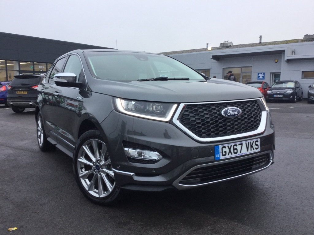 Ford Edge-Vignale 2.0 VIGNALE TDCI Estate Diesel black