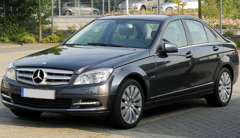Mercedes-Benz C350 CDI BlueEfficiency