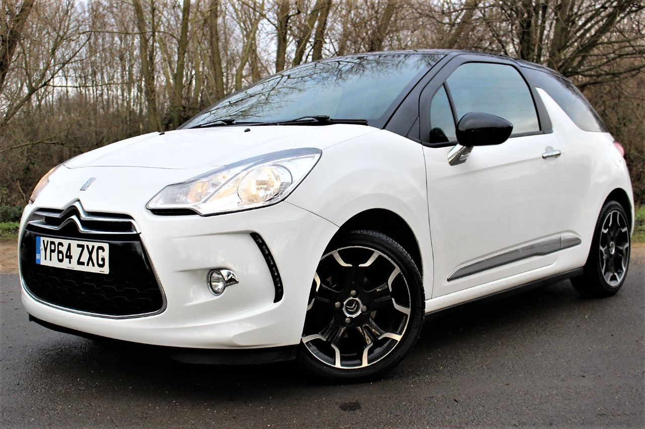 2014 Citroen DS3 1.6 e-HDi Airdream DStyle 3dr [91g/km] 17