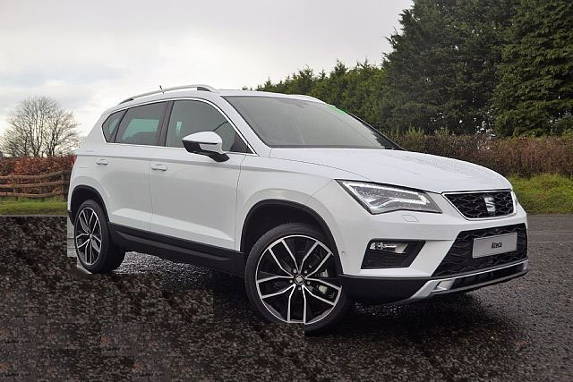 used seat ateca cars second hand seat ateca. Black Bedroom Furniture Sets. Home Design Ideas
