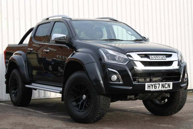 used isuzu d-max and second hand isuzu d-max in hampshire
