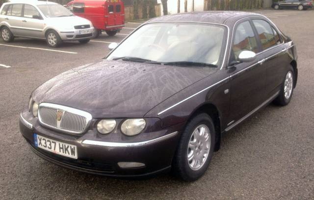 Rover 75 2.0 CLASSIC SE Saloon Petrol Red