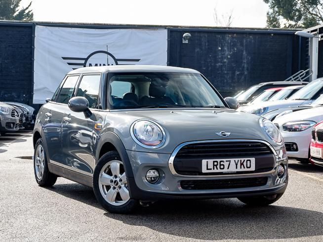Mini One 1.5 Hatchback Diesel Moonwalk Grey