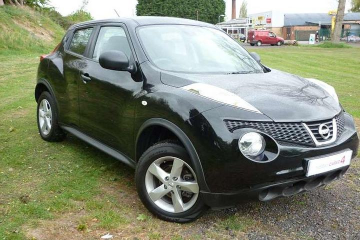 used nissan juke 1 5 dci visia 5dr for sale in warwick warwickshire murley auto ltd. Black Bedroom Furniture Sets. Home Design Ideas