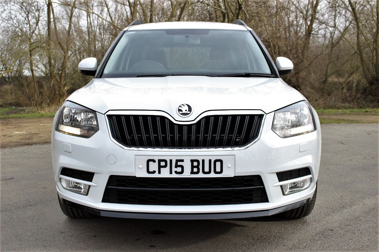 2015 Skoda Yeti 2.0 TDI CR 140 Black Edition 4x4 5dr, NAV,BLUE TOOTH