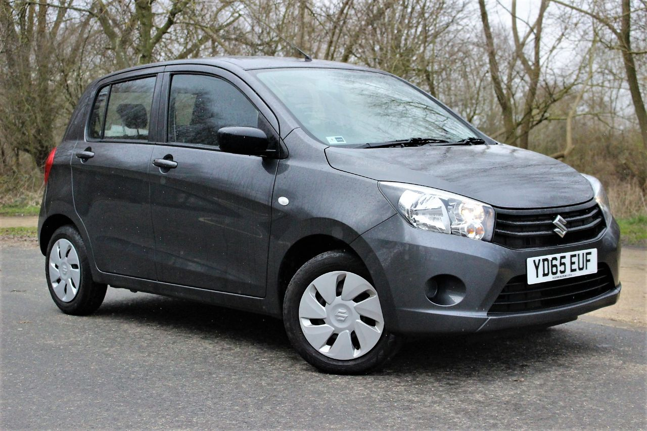 2015 Suzuki Celerio 1.0 SZ2 5dr, NIL TAX, ONE OWNER