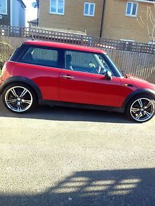 Mini One 1.6 ONE Hatchback Petrol Red