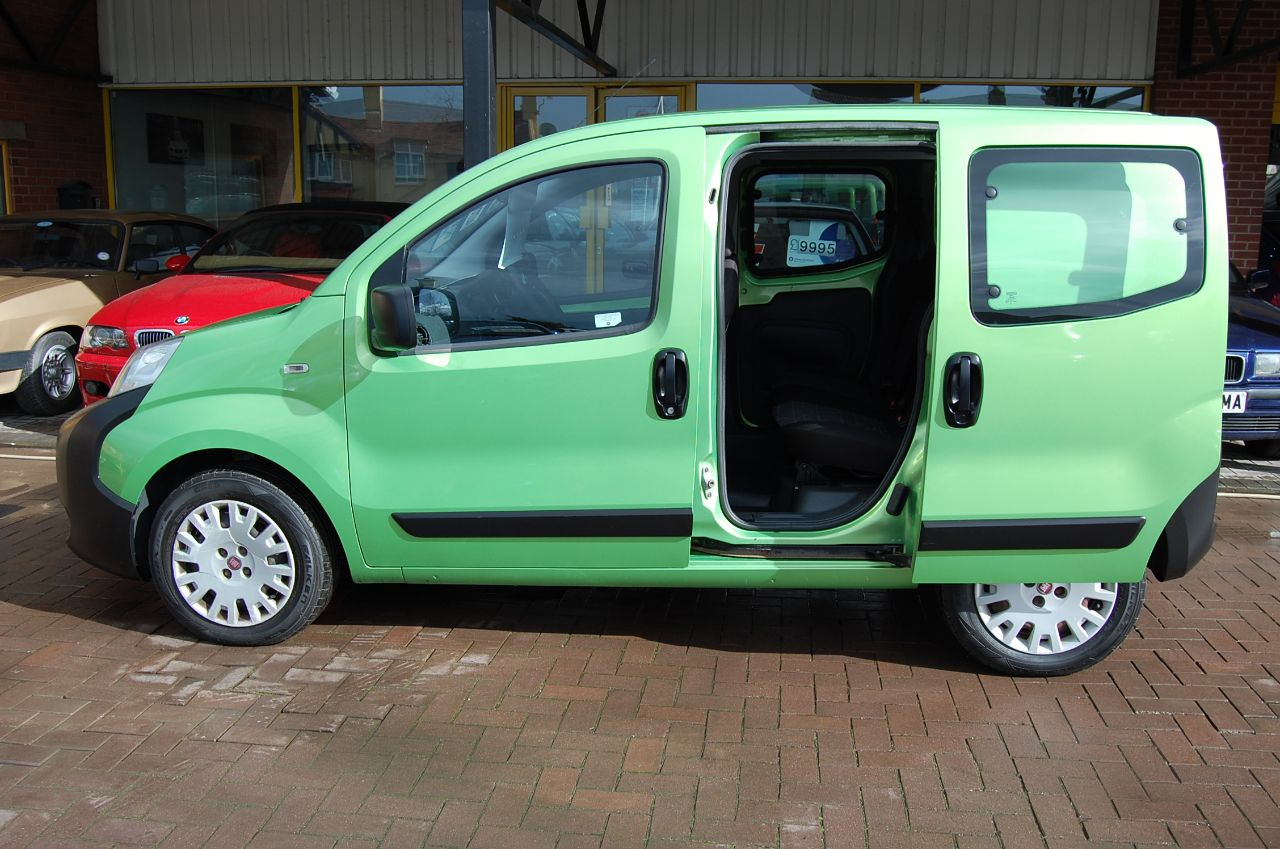 2010 Fiat Fiorino 1.3 Multijet Diesel Multi-Tronic [5 seat] 1 Previous Owner Cheap Tax
