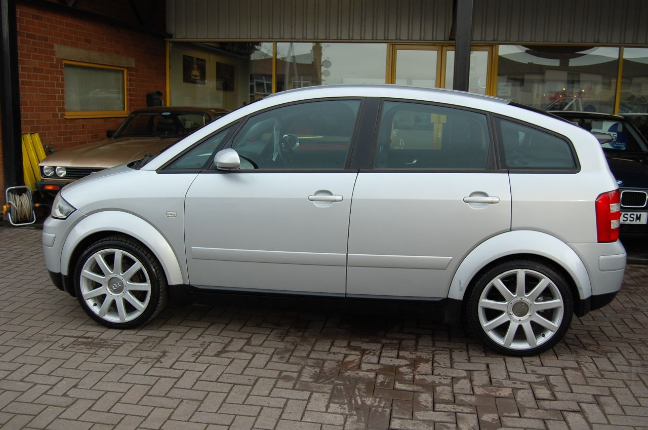2004 Audi A2 1.4 TDI 5DR, FULL SERVICE HISTORY, NEW MOT, VERY ECONOMICAL