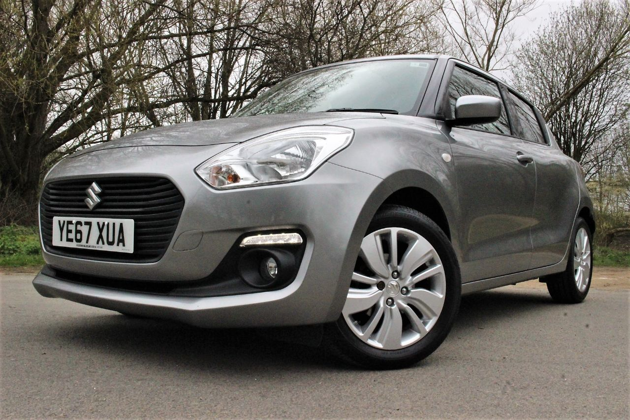 2017 Suzuki Swift 1.0 Boosterjet SZ-T 5dr, REVERSING CAMERA