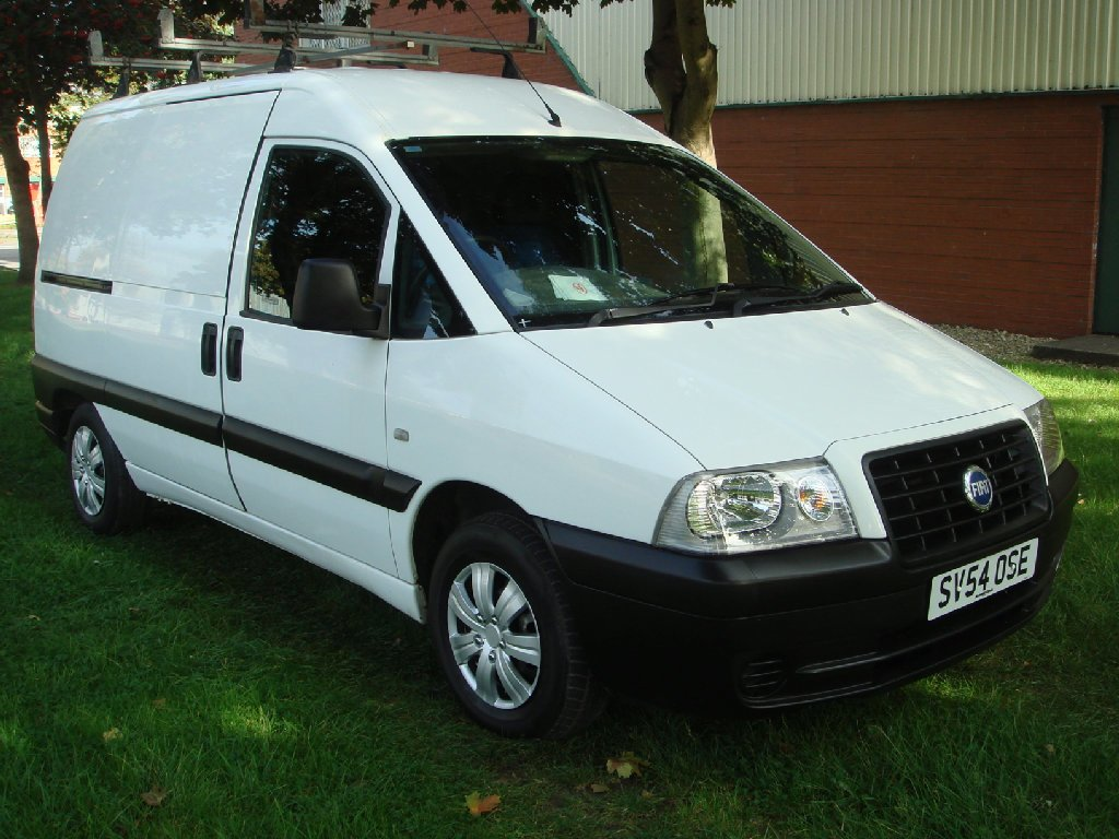 from on van talento front seater auto express now fiat sale