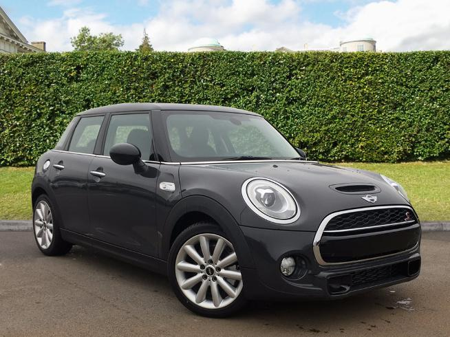 Mini Cooper 2.0 Hatchback Diesel Thunder Grey