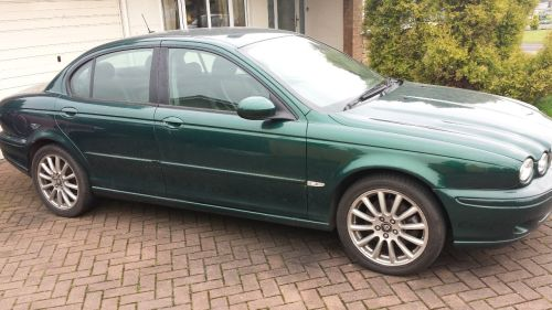 Jaguar X-Type 2.1 S SALOON DIESEL GREEN