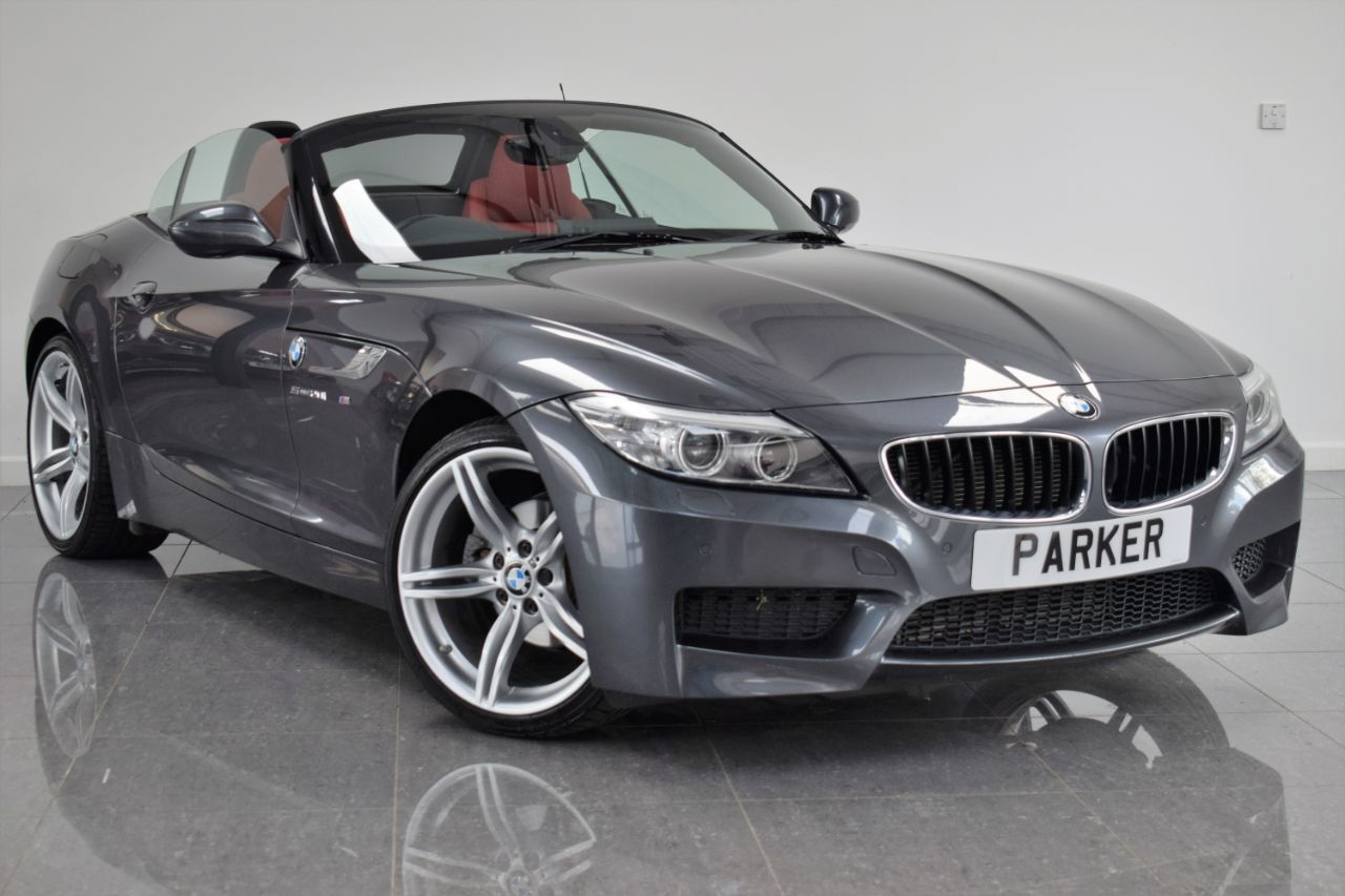 Bmw Z4 28i M Sport Bmw Z4 28i M Sport Auto Bi Turbo For