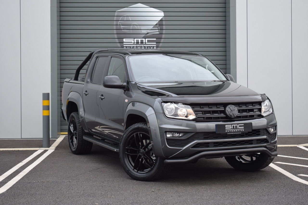 Volkswagen Amarok SMC Hawk Edition 3.0 TDI 272 PS Pick Up Diesel Black/grey