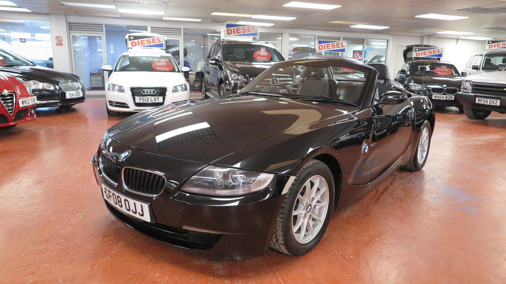 Used Bmw Z4 And Second Hand Bmw Z4 In West Yorkshire
