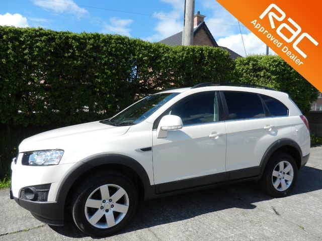 Used Chevrolet Captiva And Second Hand Chevrolet Captiva In Reading