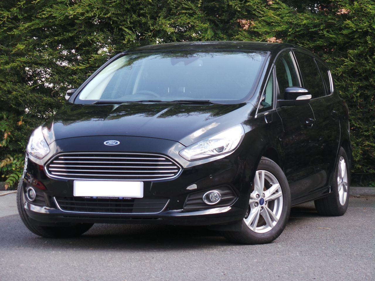 Ford S-MAX 2.0 TDCI Titanium 150ps AUTO 2019/69 plate MPV Petrol Colour Choice
