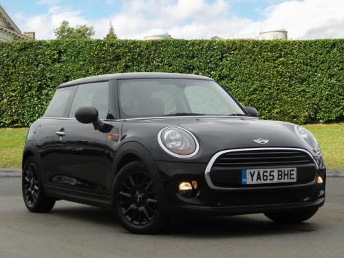 Mini One 1.2 Hatchback Petrol Midnight Black