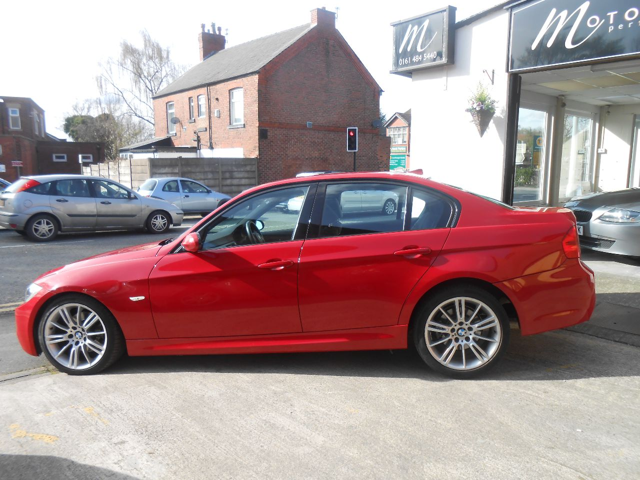 used bmw 3 series 320d m sport 177 4dr for sale in stockport cheshire motorhouse cheshire. Black Bedroom Furniture Sets. Home Design Ideas