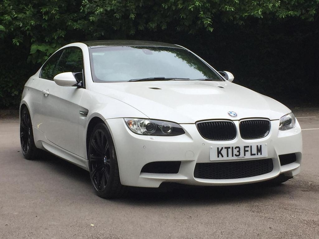 BMW M3 4.0 M3 Limited Edition 500 White Coupe Coupe Petrol White