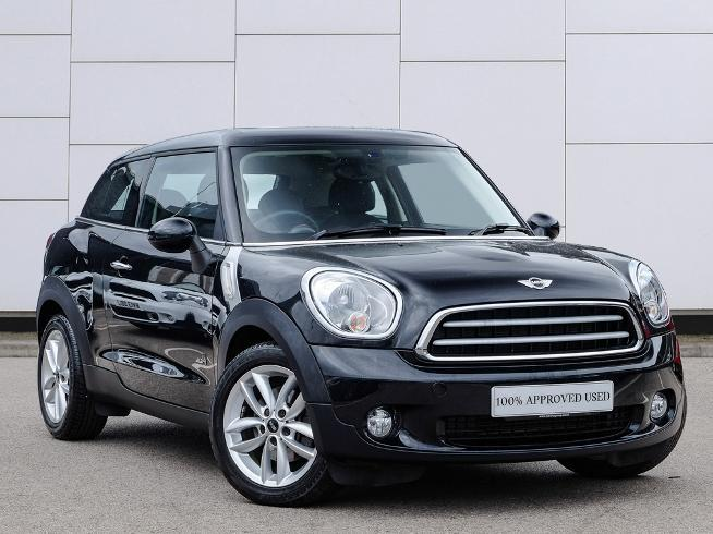 Mini Paceman 2.0 Paceman Diesel Absolute Black