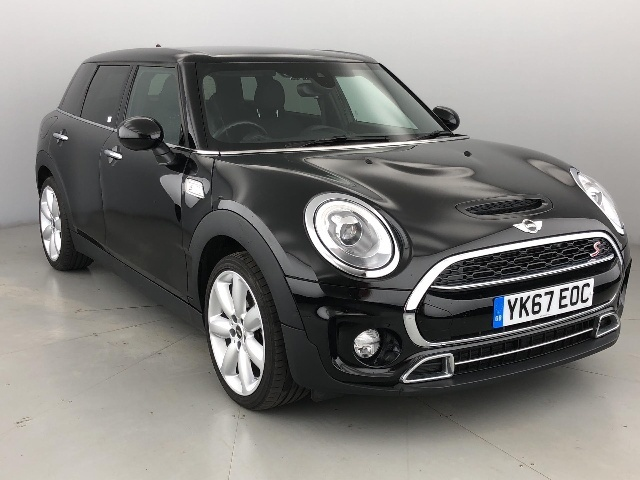 Mini Cooper S 2.0 Clubman Diesel Midnight Black