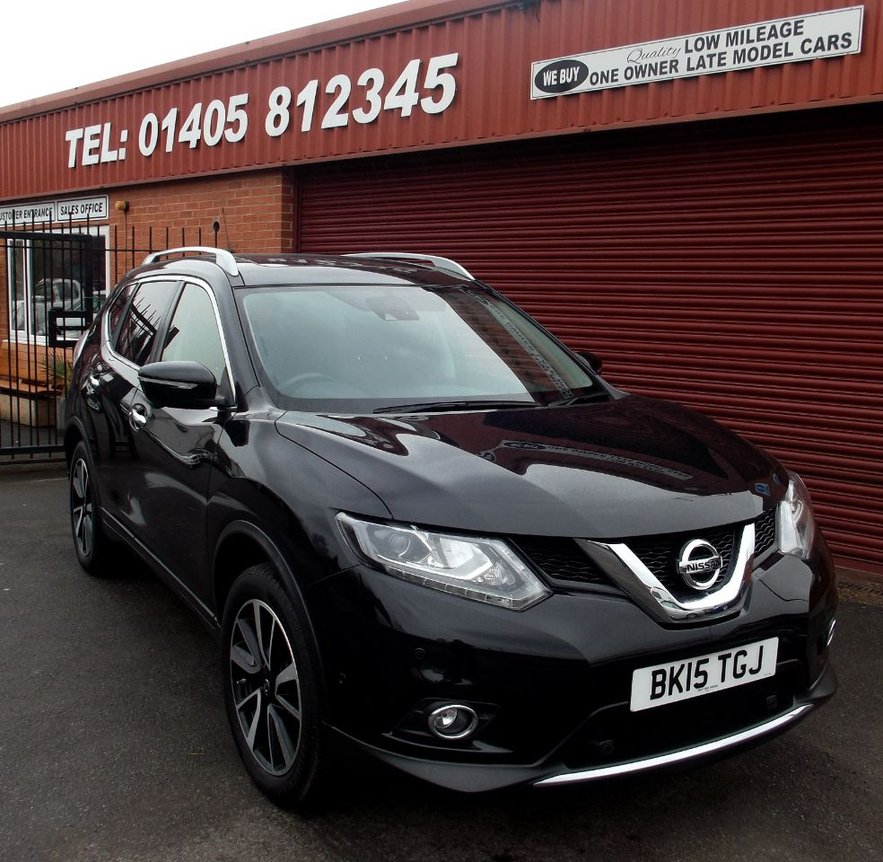 Used Nissan X Trail And Second Hand Nissan X Trail In