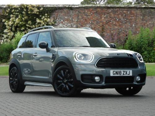 Mini Cooper D 2.0 Countryman Diesel Moonwalk Grey