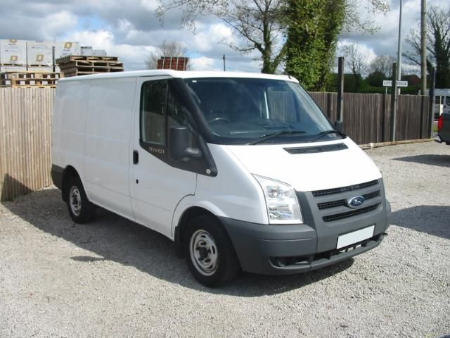 Ford Transit 2.2 Low Roof Van TDCi 85ps Van Diesel White at Ribblesdale Commercials Preston