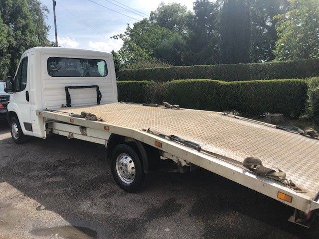Citroen Relay 2.2 HDi Chassis CAR TRANSPORTER