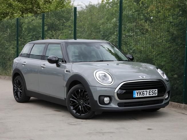 Mini Cooper D 2.0 Clubman Diesel Moonwalk Grey