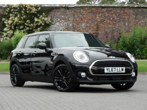 Mini Cooper D 2.0 Clubman Diesel Midnight Black