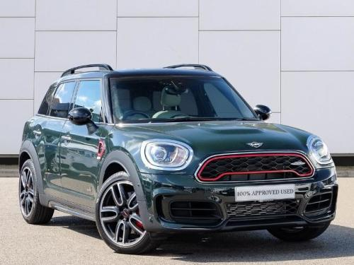 Mini John Cooper Works 2.0 Hatchback Petrol Rebel Green