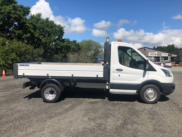 4a3d992f7a Used Ford Transit 2.2 TDCi 125ps Chassis Cab for sale in Llandrindod ...
