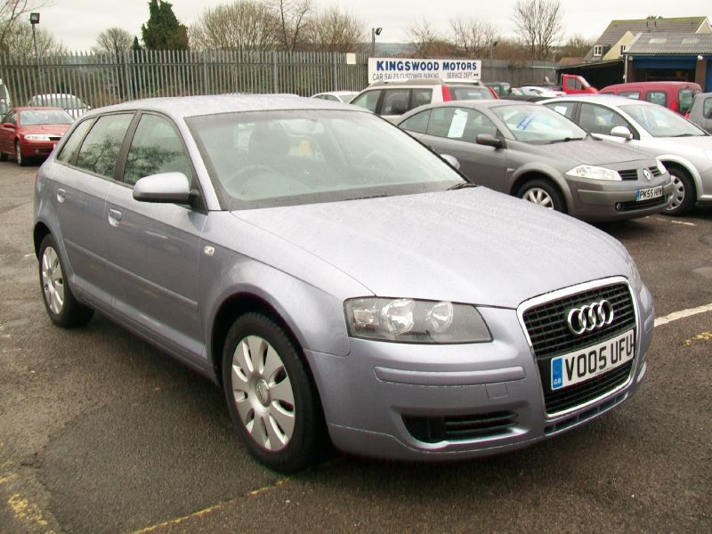 Audi A3 1.6 Special Edition Hatchback Petrol Silver