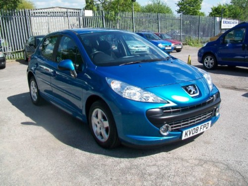 used peugeot 207 and second hand peugeot 207 in bristol. Black Bedroom Furniture Sets. Home Design Ideas