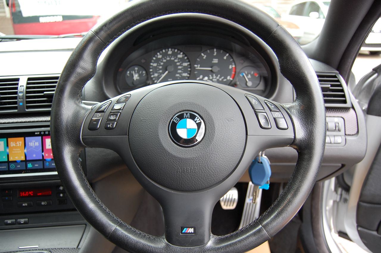 2005 BMW 3 Series 2.0 320 CD SPORT COUPE 6 SPEED MANUAL TOUCH SCREEN NAVIGATION FULL SERVICE HISTORY