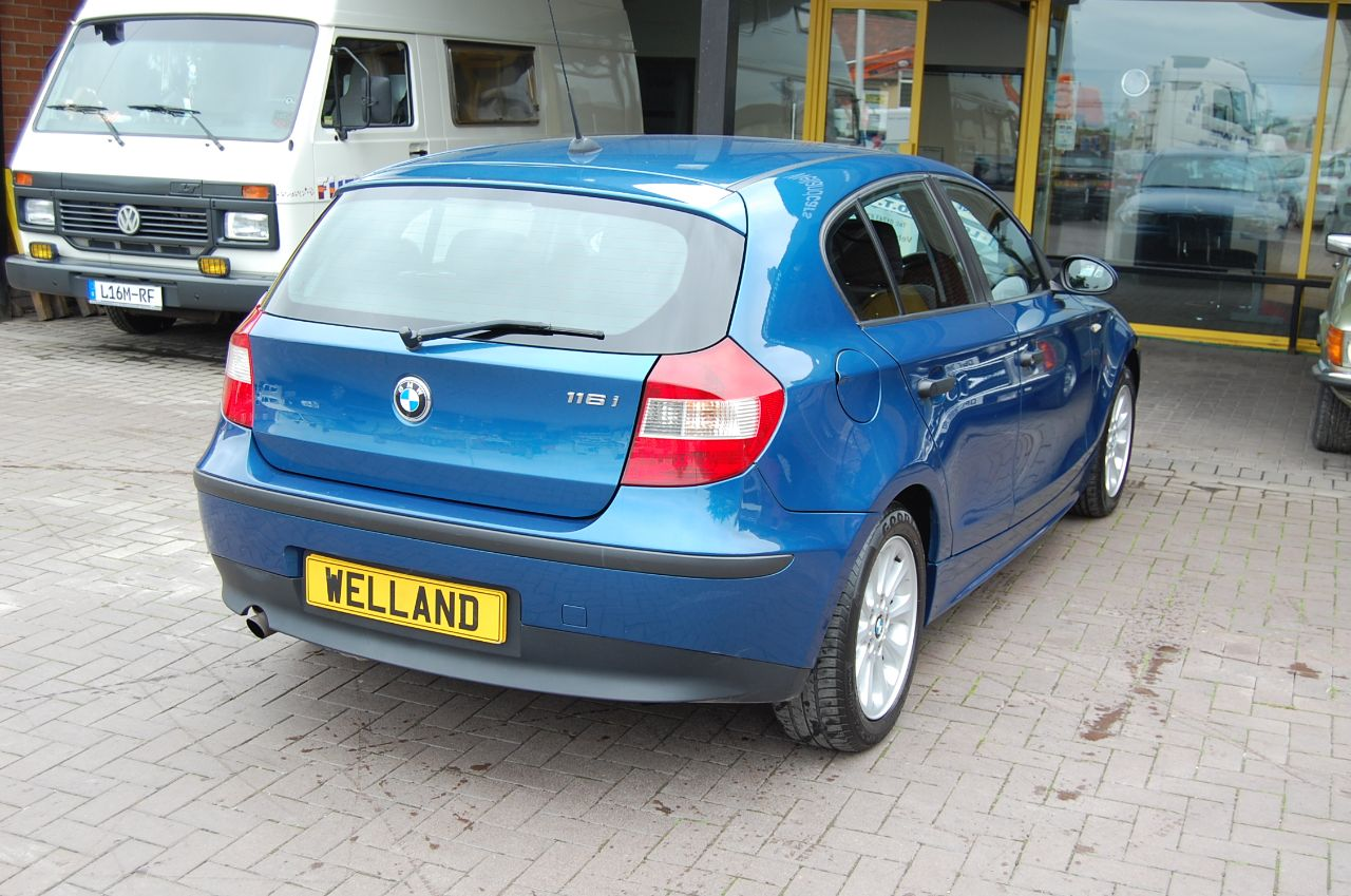 2006 BMW 1 Series 1.6 116i ES 5 DOOR 6 SPEED MANUAL 16