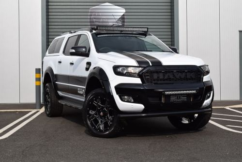 Ford Ranger 3.2 Wildtrack Auto SMC Hawk Edition Pick Up Diesel White