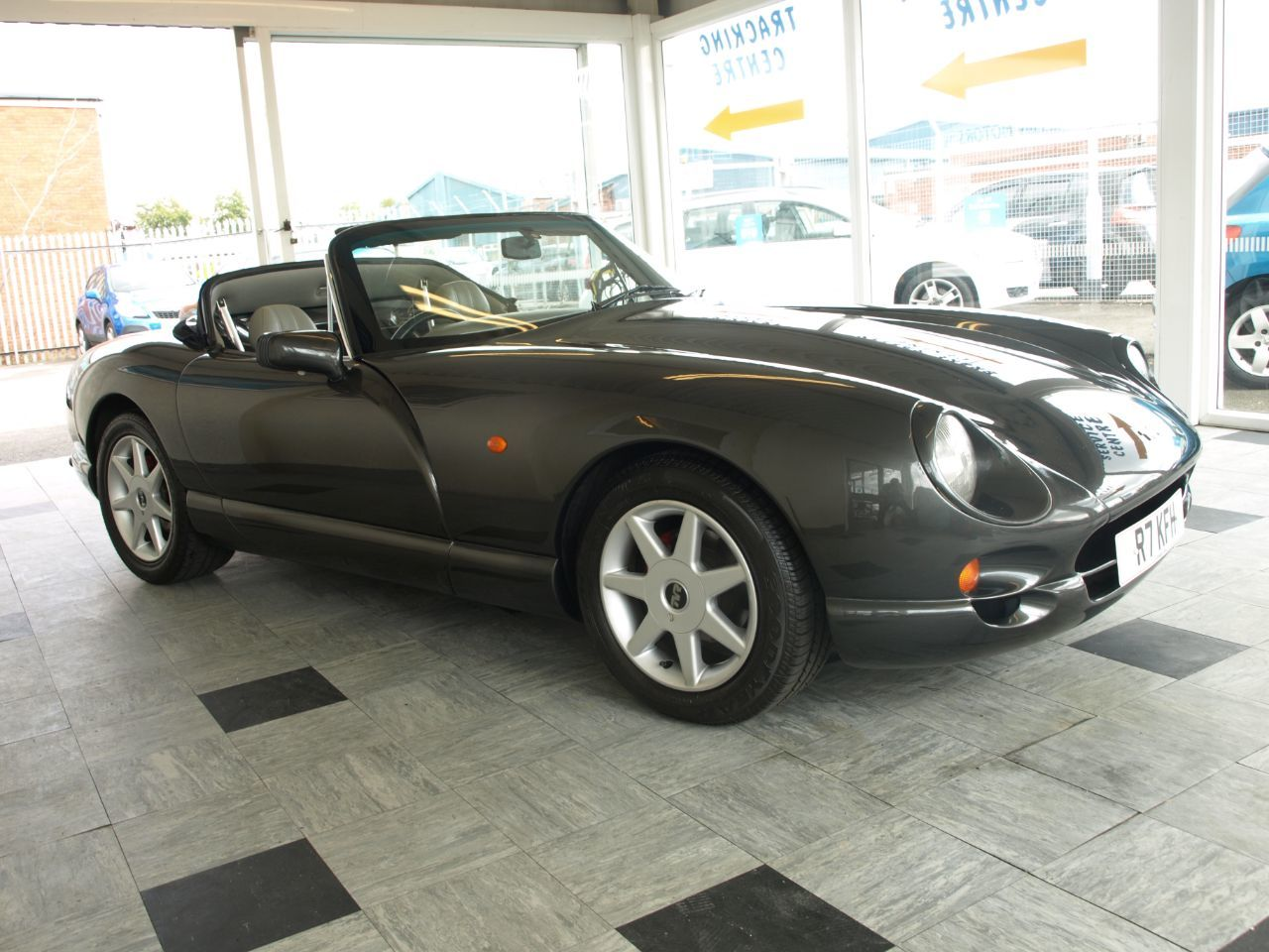 Tvr Chimaera 4.5 450 Convertible Petrol Grey