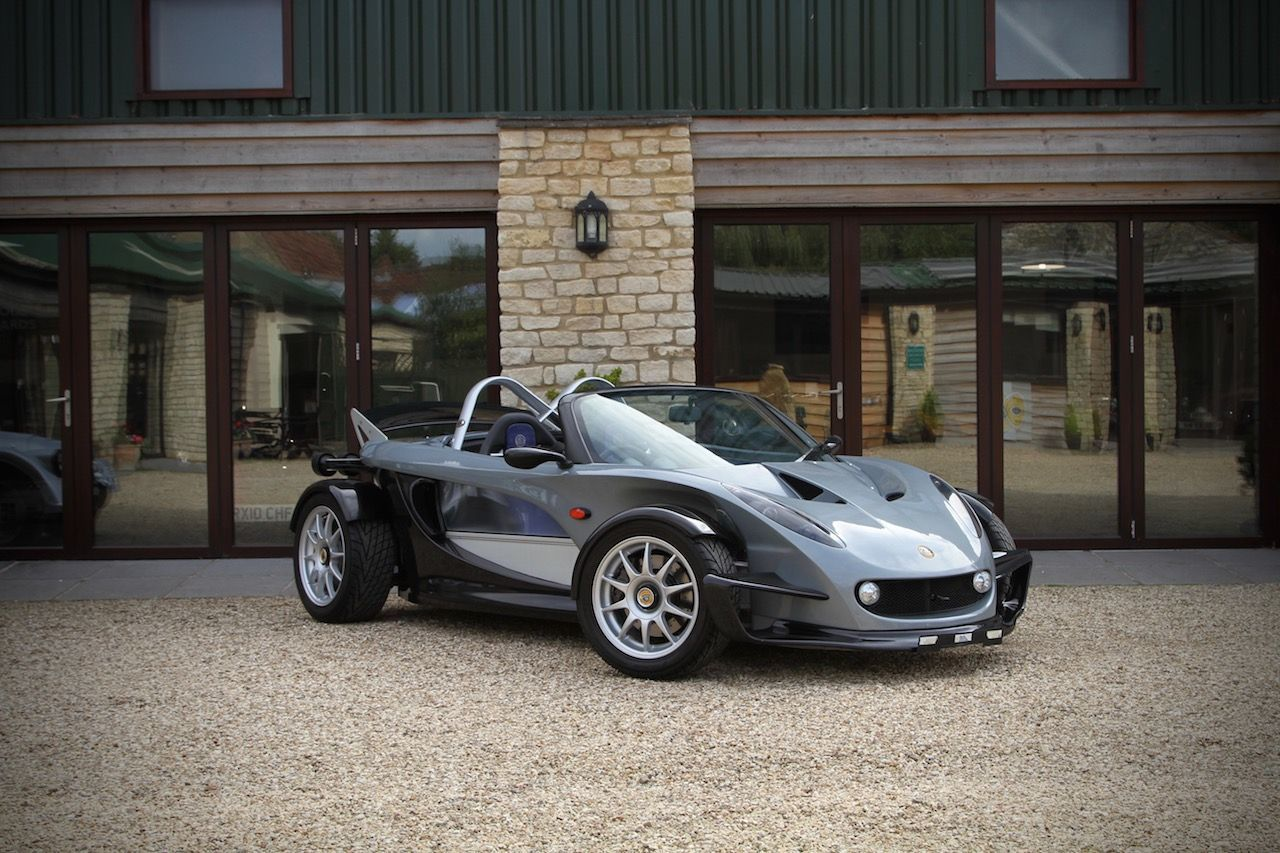 Lotus Elise 1.8 340R Limited Edition Convertible Petrol Silver