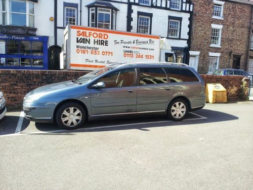 Citroen C5 2.2 VTX PLUS HDI (173BHP) Estate Diesel Grey
