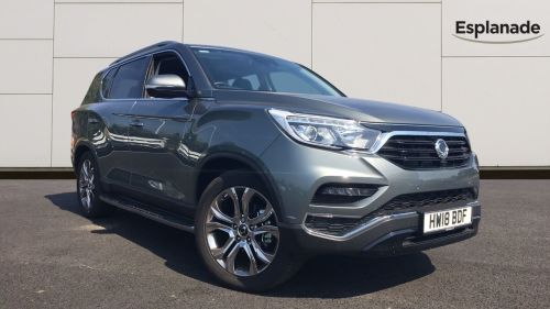 SsangYong Rexton 2.2 Ultimate 5dr Auto Estate Diesel Grey